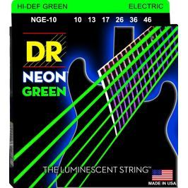 DR Strings DR Neon Green 10