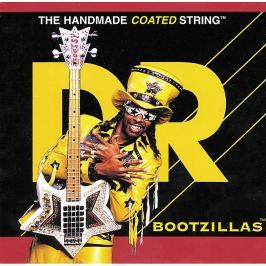 DR Strings DR Bootzilla Bass 5 String