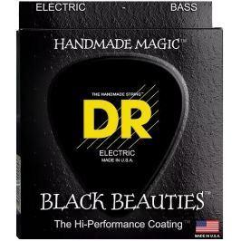DR Strings BKE-10 K3 Black Beautie Medium