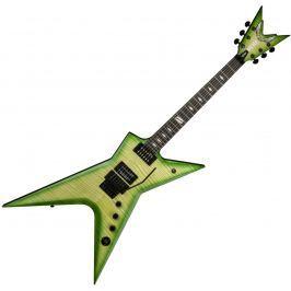 Dean Guitars Stealth Floyd FM - Dime Slime w/Case