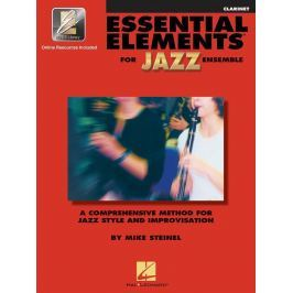 Hal Leonard Essential Elements for Jazz Ensemble Clarinet