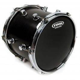 Evans 10'' Resonant Black