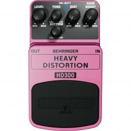 Behringer HD 300 HEAVY DISTORTION