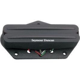 Seymour Duncan SSTHR 1B BLK Hot Rails Rhythm for Tele, Bridge