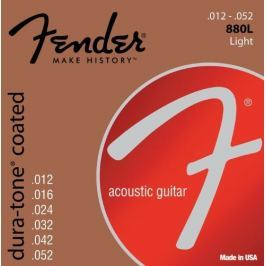 Fender 073-0880-303 Dura Tone 80/20 Coated
