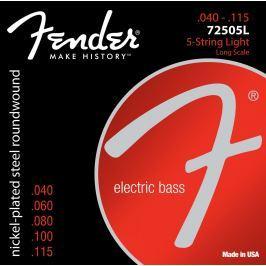 Fender Super 72505 Bass Strings 40-115