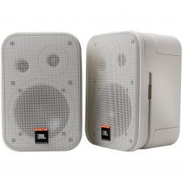 JBL Control 1 Pro Compact Speakers White