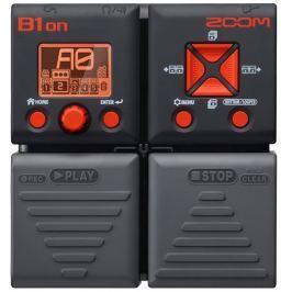 Zoom B1ON Bass Multi-Effect Processor