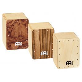 Meinl SH50-SET Mini Cajon Shaker Set