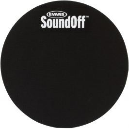 Evans SoundOff Tom Mute 8''