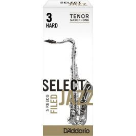 D'addario-Woodwinds Select Jazz Filed 3M tenor sax