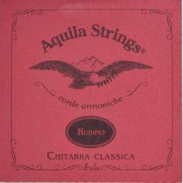 Aquila Rubino Classic Guitar Set Nylgut Normal Tension
