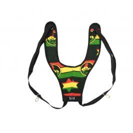 Terre Djembe Backpack Rasta