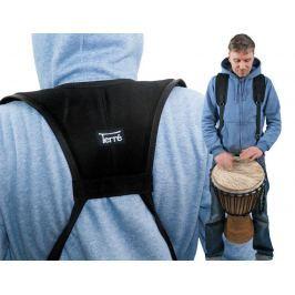 Terre Djembe Backpack Black