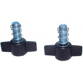 Rocknroller RWNGBLT1 Wingbolts 3/8'' with Springs (Pack of 2)