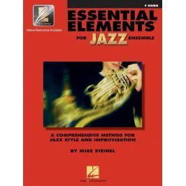 Hal Leonard Essential Elements for Jazz Ensemble Horn in F