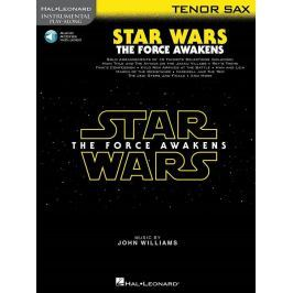 Hal Leonard Star Wars: The Force Awakens (Tenor Sax)