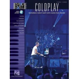Hal Leonard Coldplay Piano Duet Play-Along Volume 45