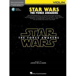 Hal Leonard Star Wars: The Force Awakens (Violin)