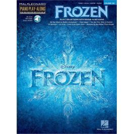 Hal Leonard Frozen Piano Play-Along Volume 128