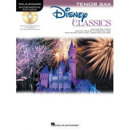 Hal Leonard Disney Classics Tenor Saxophone