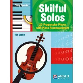 Hal Leonard Skilful Solos Violin and Piano