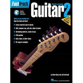 Hal Leonard FastTrack - Guitar Method 2