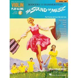 Hal Leonard The Sound of Music Violin