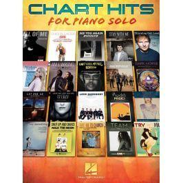 Hal Leonard Chart Hits for Piano Solo