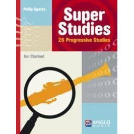 Hal Leonard Super Studies Bb Clarinet