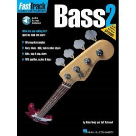 Hal Leonard FastTrack - Bass Method 2