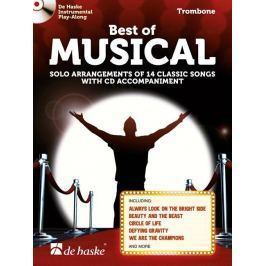 Hal Leonard Best of Musical Trombone