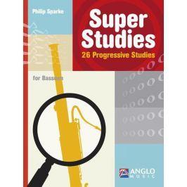 Hal Leonard Super Studies Bassoon