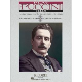 Hal Leonard Play Puccini - Cello