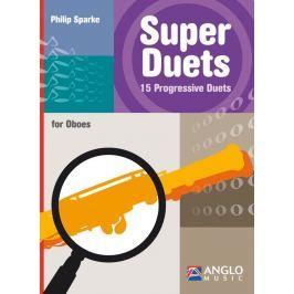 Hal Leonard Super Duets 2 Oboes