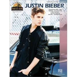 Hal Leonard Justin Bieber Piano