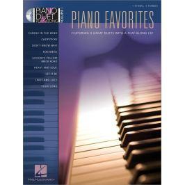 Hal Leonard Piano Favorites
