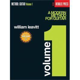Hal Leonard A Modern Method for Guitar - Vol. 1