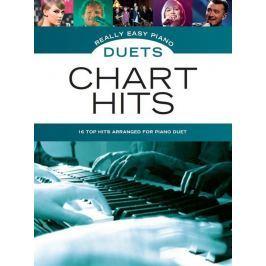 Hal Leonard Really Easy Piano Duets: Chart Hits