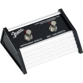 Fender 2-Button Footswitch: Acoustasonic Jr. DSP