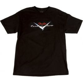 Fender Custom Shop Original Logo T-Shirt Black L