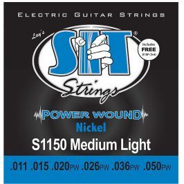 SIT Strings S1150 Power Wound Electric Medium Light