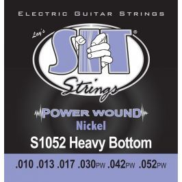 SIT Strings S1052 Power Wound Electric Heavy Bottom