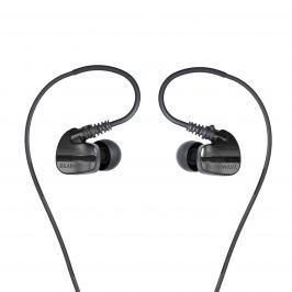Brainwavz XFit XF-200 Sport In-Ear Earphones with Mic/Remote Black
