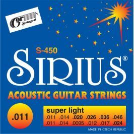 Gorstrings S-450 12-Strings Set