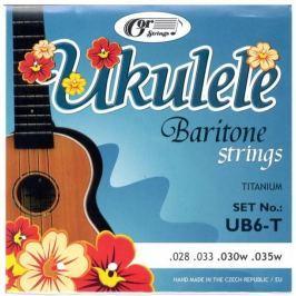 Gorstrings UB6-T Ukulele Baritone Titanium Strings