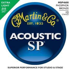 Martin MSP-4600 SP 92/8 Phosphor Bronze Extra Light 12-String