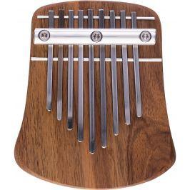 Kalimba Musical Instrument LO9 Pentatonic Polished Walnut