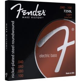 Fender Super 7250 Bass Strings 40-100