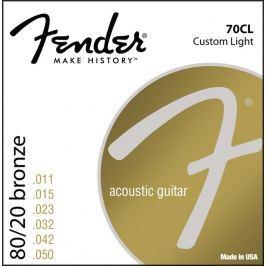 Fender 70 Bronze-Ball CL 11-50